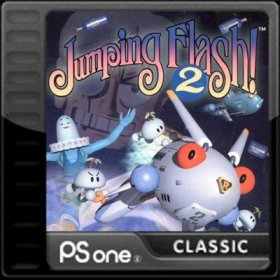 The coverart thumbnail of Jumping Flash! 2