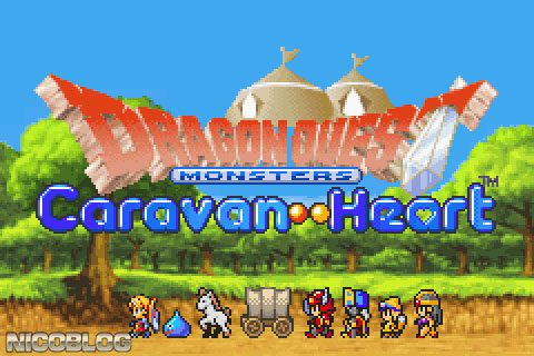 Dragon Quest Monsters: Caravan Heart (English Patched)