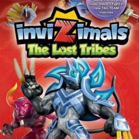 The cover art of the game inviZimals: The Lost Tribes.