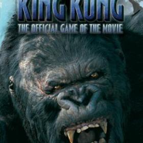 The cover art of the game Peter Jackson's King Kong.