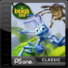 The coverart thumbnail of Disney's A Bug's Life