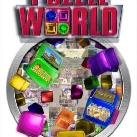 The cover art of the game Capcom Puzzle World.
