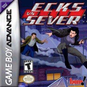 The cover art of the game Ecks vs Sever.
