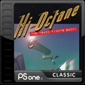 The coverart thumbnail of Hi-Octane: The Track Fights Back!