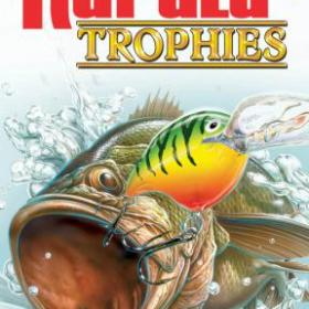 The cover art of the game Rapala Trophies.