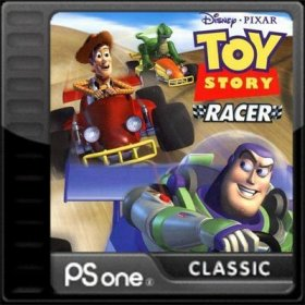 The coverart thumbnail of Disney's Toy Story Racer