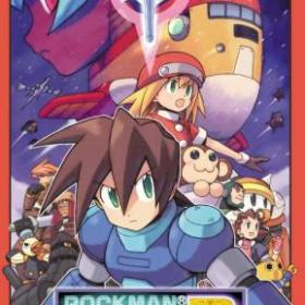 The cover art of the game Rockman Dash 2: Episode 2 Ooinaru Isan.