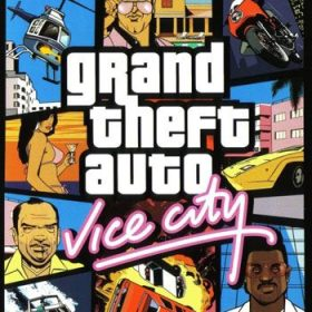 The coverart thumbnail of Grand Theft Auto: Vice City