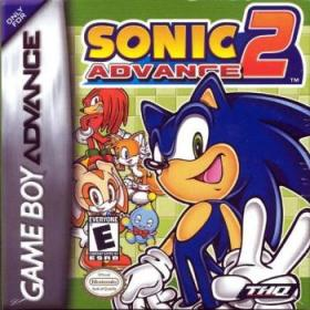 The coverart thumbnail of Sonic Advance 2