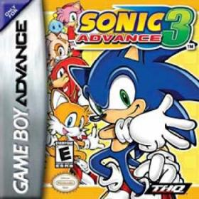 The coverart thumbnail of Sonic Advance 3