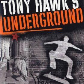 The coverart thumbnail of Tony Hawk's Underground