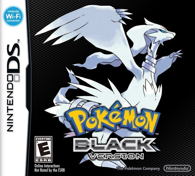 Pokemon Black (Exp Patched)