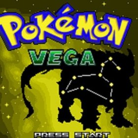 The cover art of the game Pokemon Vega (Hack).