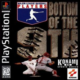 The cover art of the game Bottom of the 9th.