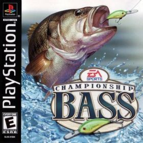The cover art of the game Championship Bass.
