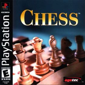 The cover art of the game Chess.