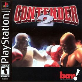 The cover art of the game Contender 2.