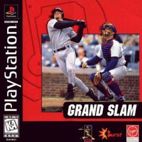 The cover art of the game Grand Slam.