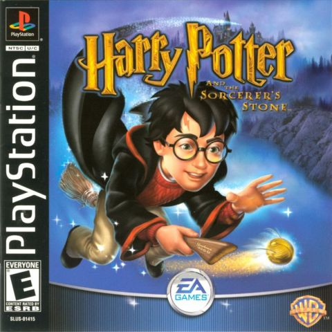 The coverart image of Harry Potter & The Sorcerer's Stone