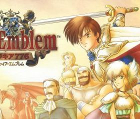 The cover art of the game Fire Emblem: Thracia 776 (English Patched).