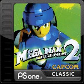 The coverart thumbnail of Mega Man Legends 2