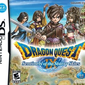 The coverart thumbnail of Dragon Quest IX: Sentinels of the Starry Skies