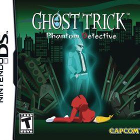 The coverart thumbnail of Ghost Trick: Phantom Detective