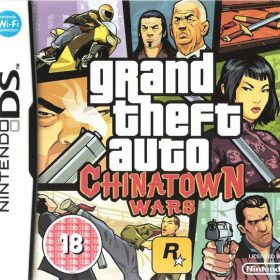 The coverart thumbnail of Grand Theft Auto: Chinatown Wars