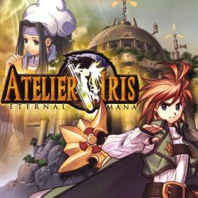 The coverart thumbnail of Atelier Iris: Eternal Mana