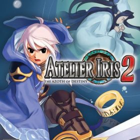 The coverart thumbnail of Atelier Iris 2: The Azoth of Destiny