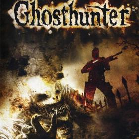 The cover art of the game Ghosthunter.