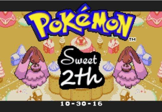 Pokemon Sweet 2th (Hack)