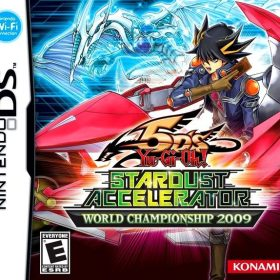 The coverart thumbnail of Yu-Gi-Oh! 5D's Stardust Accelerator: World Championship 2009