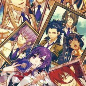 The cover art of the game Kamigami no Asobi: InFinite.