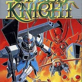 The cover art of the game Cyber Knight (English Patched).