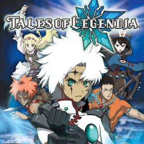 The cover art of the game Tales of Legendia (UNDUB).