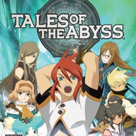 The cover art of the game Tales of the Abyss (UNDUB).