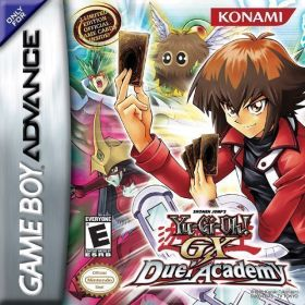 The coverart thumbnail of Yu-Gi-Oh! GX: Duel Academy