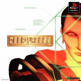 The cover art of the game Deep Freeze.
