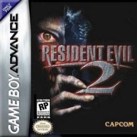 The cover art of the game Resident Evil 2 Tech Demo.
