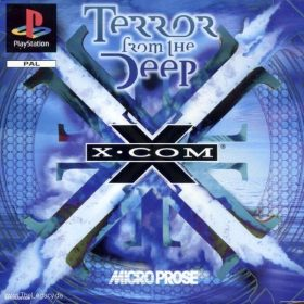 The cover art of the game X-COM: Terror from the Deep.