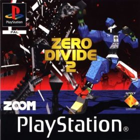 The cover art of the game Zero Divide 2.