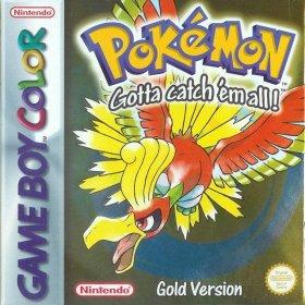 The coverart thumbnail of Pokemon Gold