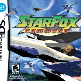 The cover art of the game Star Fox Command (D-Pad Patched).