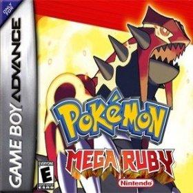 The coverart thumbnail of Pokemon Ultimate Mega Ruby
