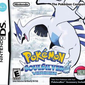 The coverart thumbnail of Pokemon Soul Silver Randomizer
