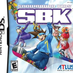 The coverart thumbnail of SBK: Snowboard Kids