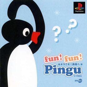 The cover art of the game Fun! Fun! Pingu - Youkoso Nankyoku e.