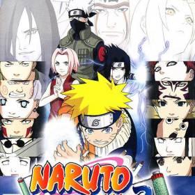 The cover art of the game Naruto: Gekitou Ninja Taisen! 3.