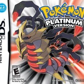 The coverart thumbnail of Pokemon Platinum